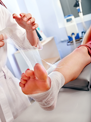 Woodbridge, VA Diabetic Foot Care