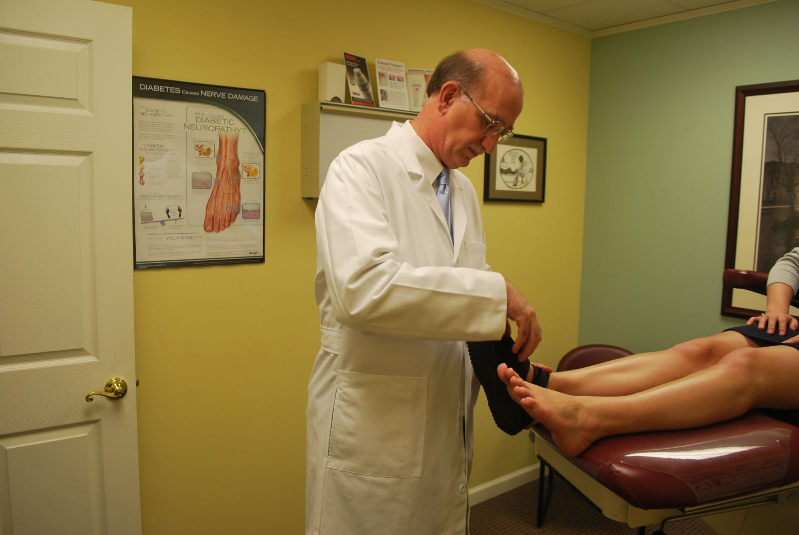Podiatrist Appointment in Woodbridge, VA